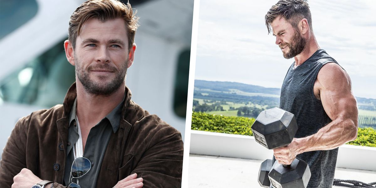 Chris Hemsworth HIIT Cardio Workout (That Doesn't Involve Running)