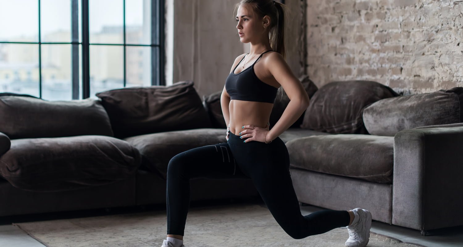 The 12-Minute Holiday HIIT Workout You Can Do Practically Anywhere